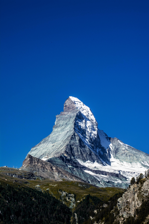 Matterhorn mountain, New Zealand