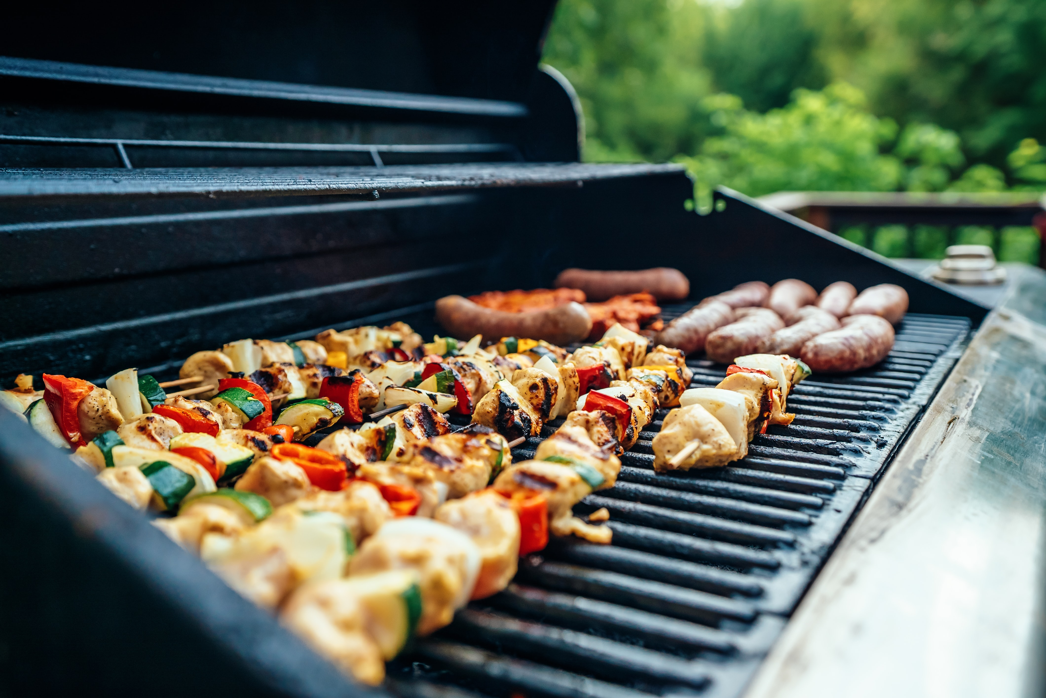 paradise grilling systems