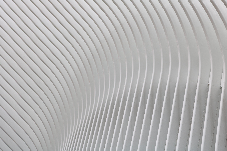 white wall art
