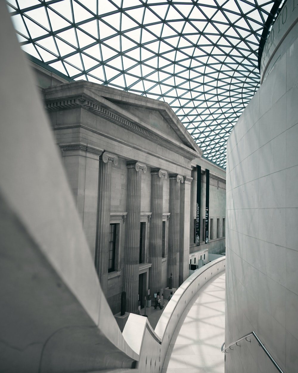 structural building photography
