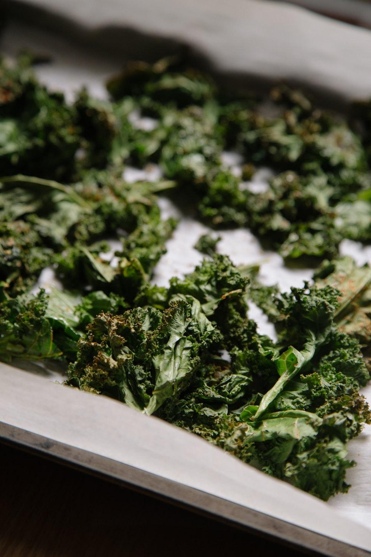 green vegetable plants