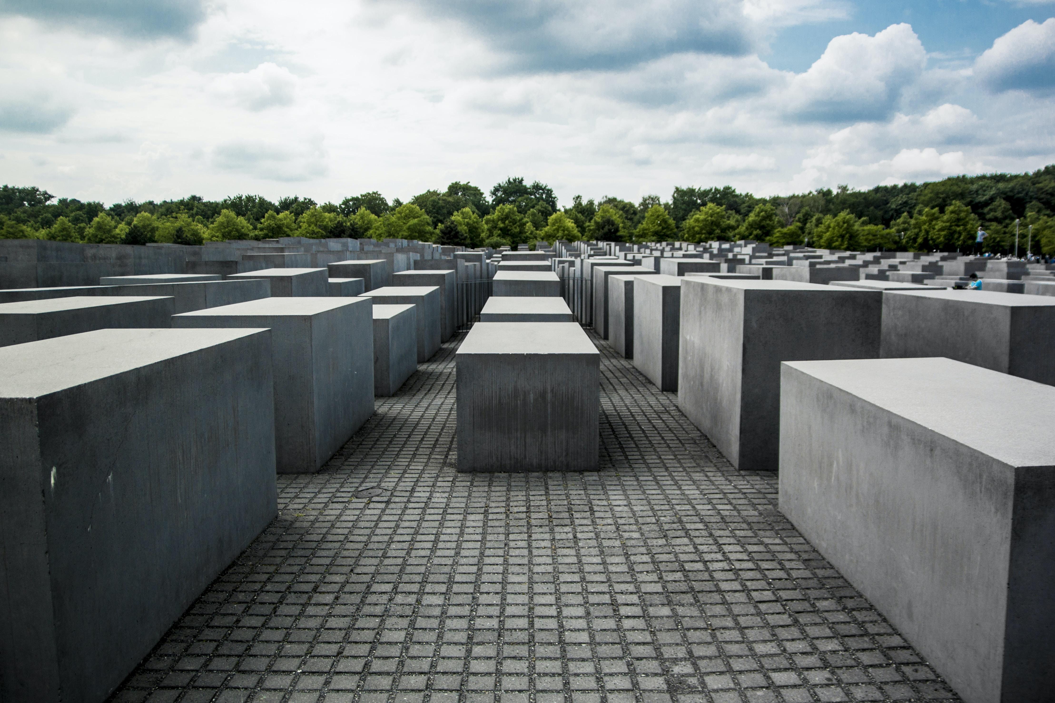 cemetery vault
