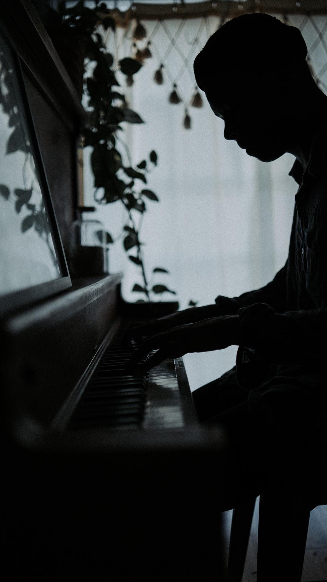 no one knows me like the piano