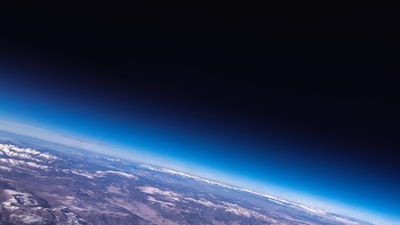 outer space photography of earth planet teams background