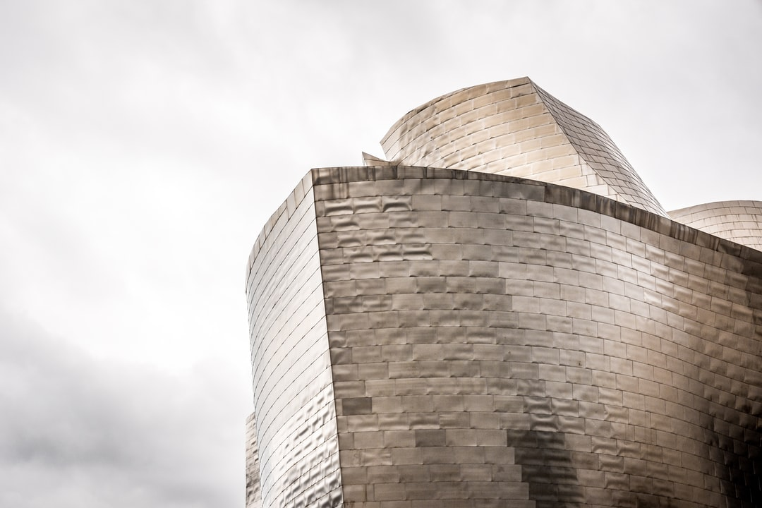 Guggenheim Museum. Bilbao, SPAIN