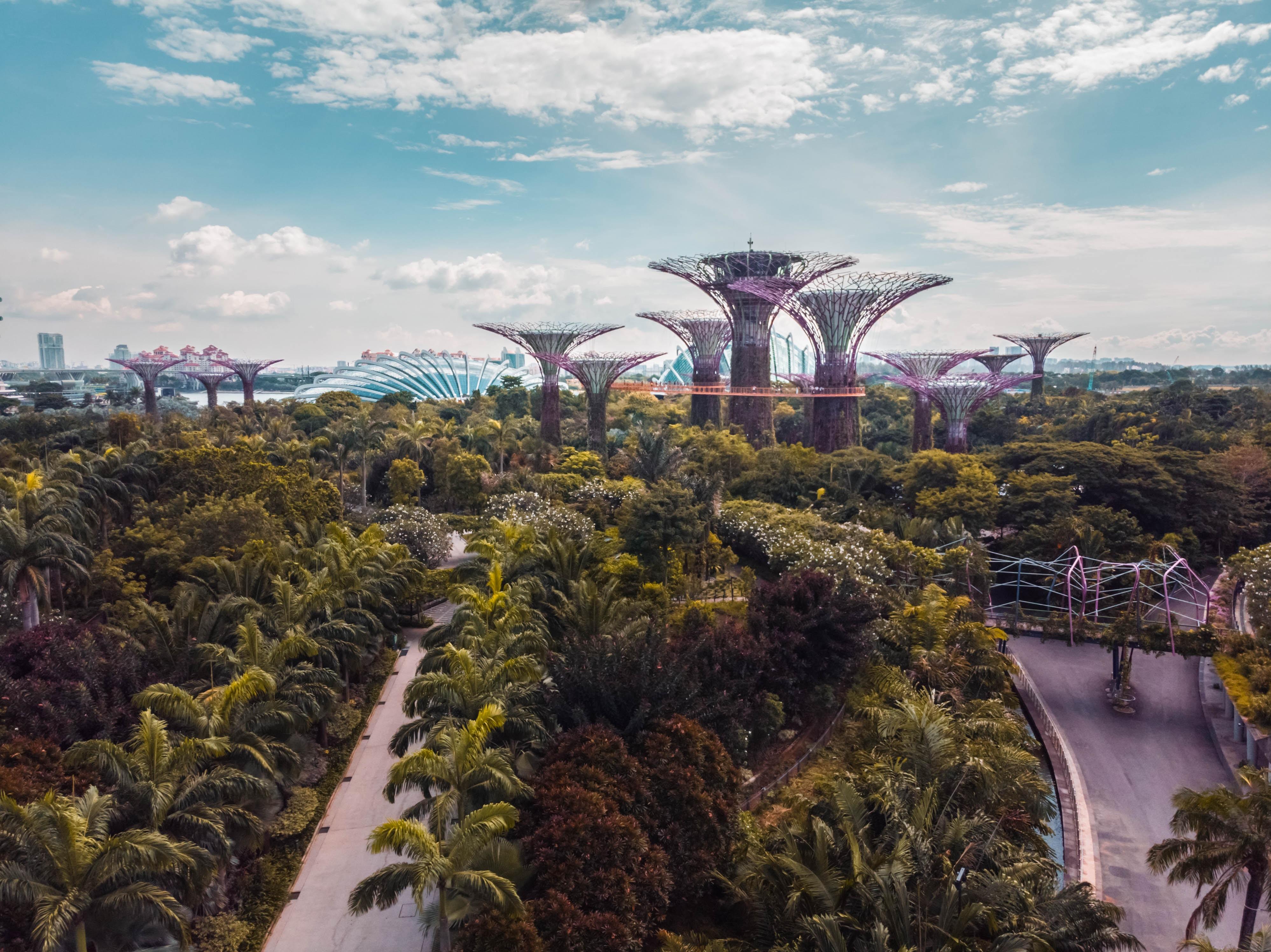 Marina bay park
