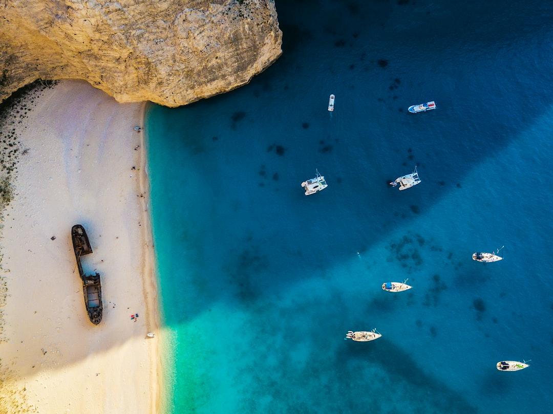 Short greek holiday with the DJI Mavic Pro.