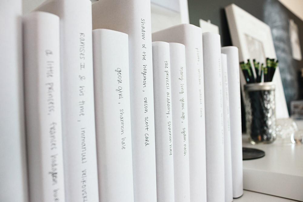 filed books