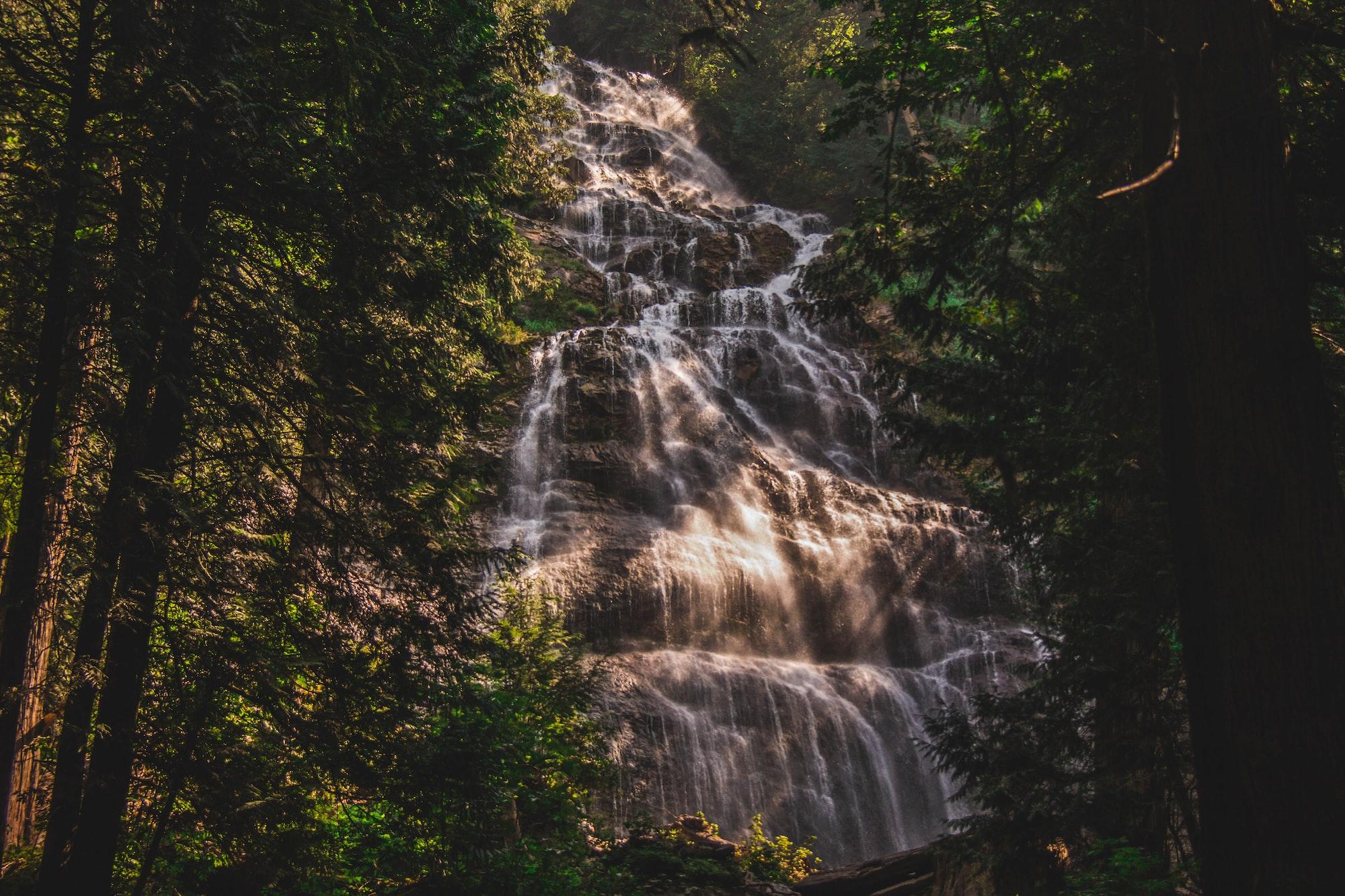 Water… That Falls