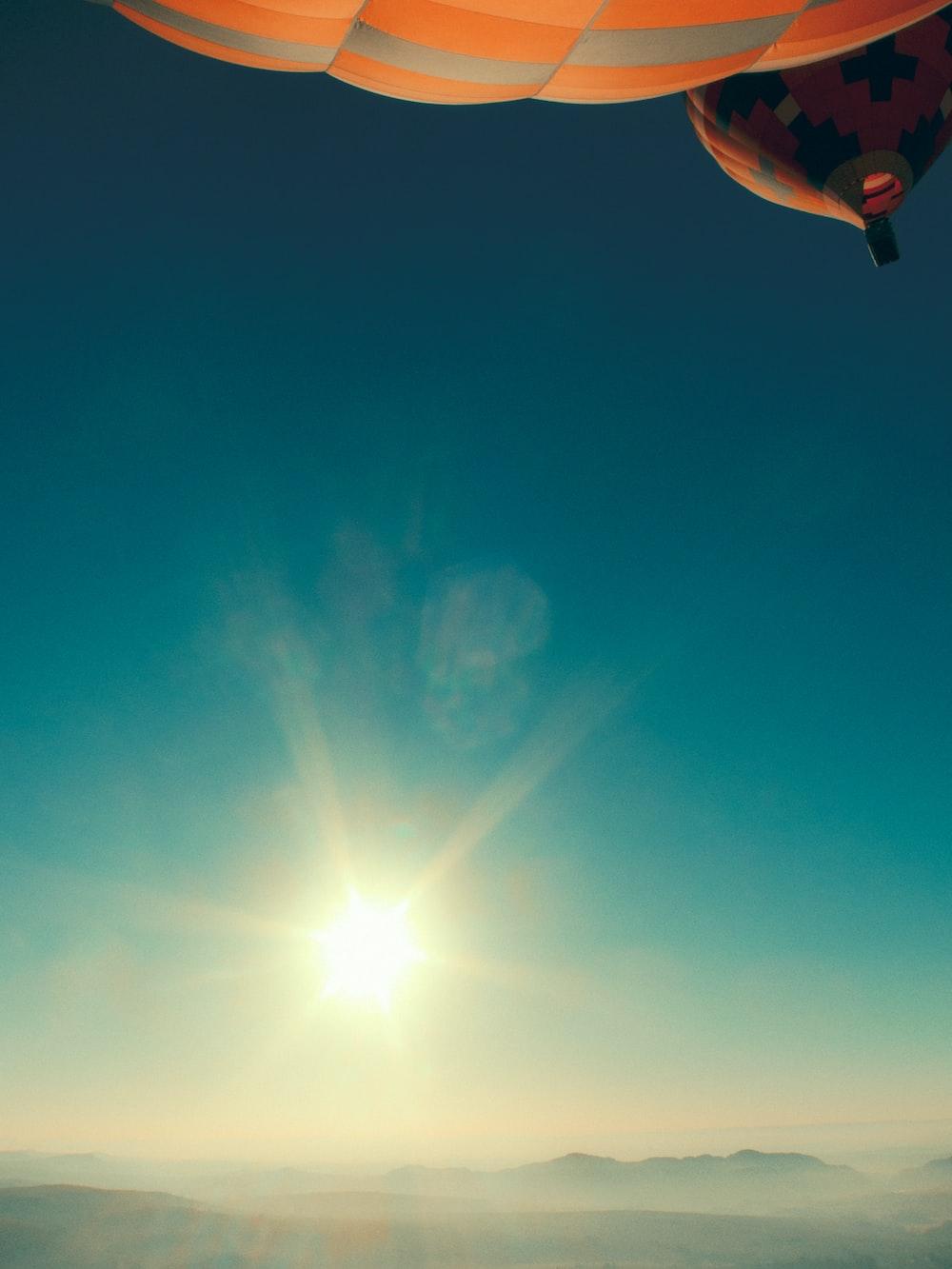 photo of sun