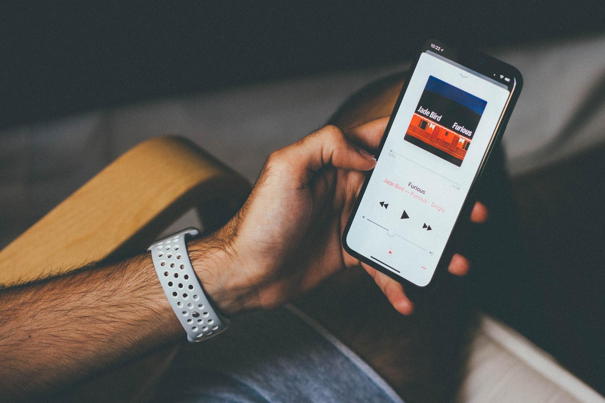 Adormece a ouvir a tua música favorita no Apple Music
