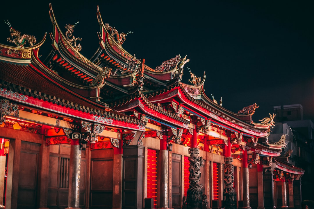 It was my last night in Taipei, I succeeded to take a wonderful picture of this temple during the night. Best trip of my life.
