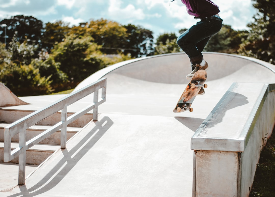 Skateparks are my favourite thing to photograph. The action, the challenge of capturing the best shot at the right time whilst using my manual lens, it pushes my photography boundaries.