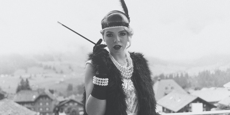 A 1920s Kind OfLove