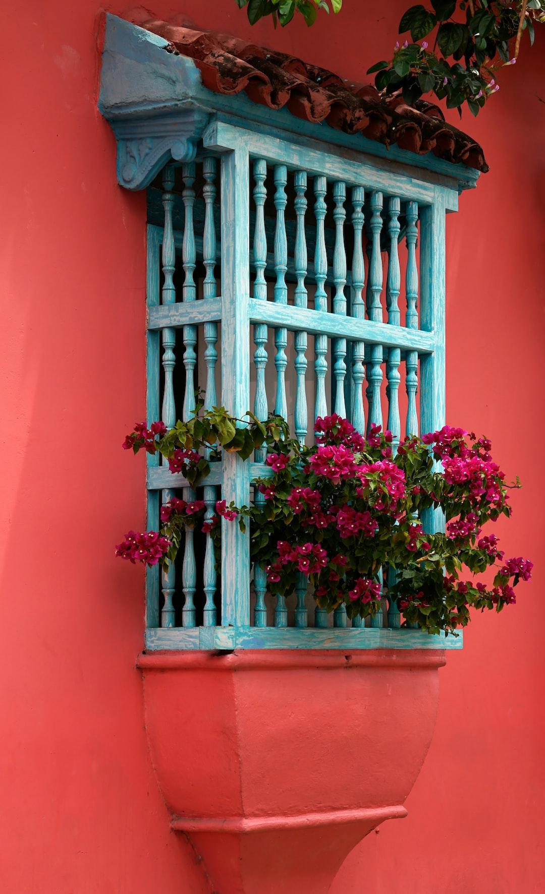 The balcony 087