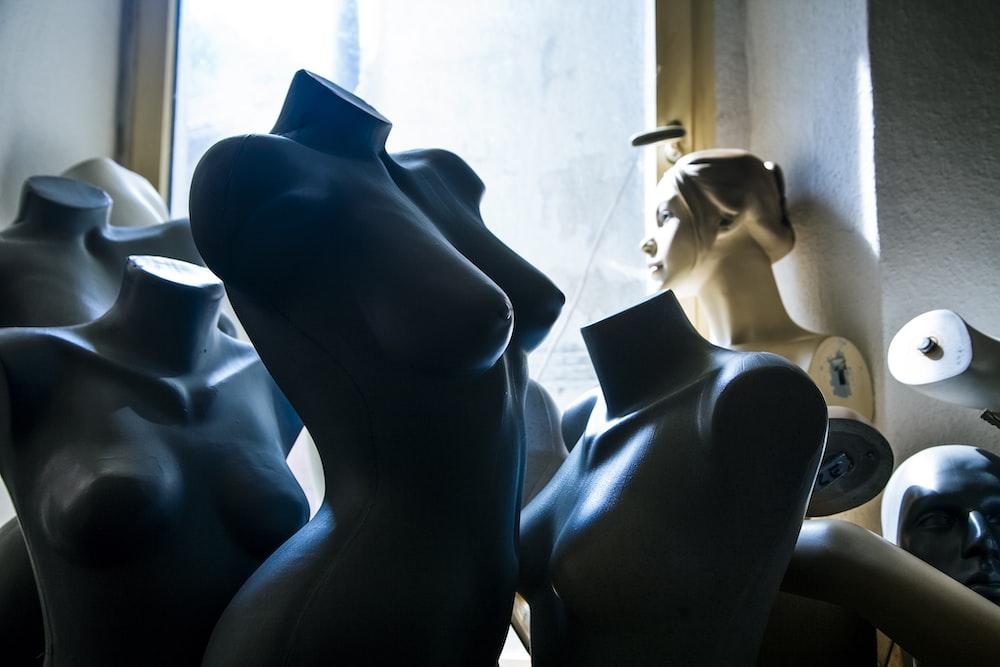 body forms near window