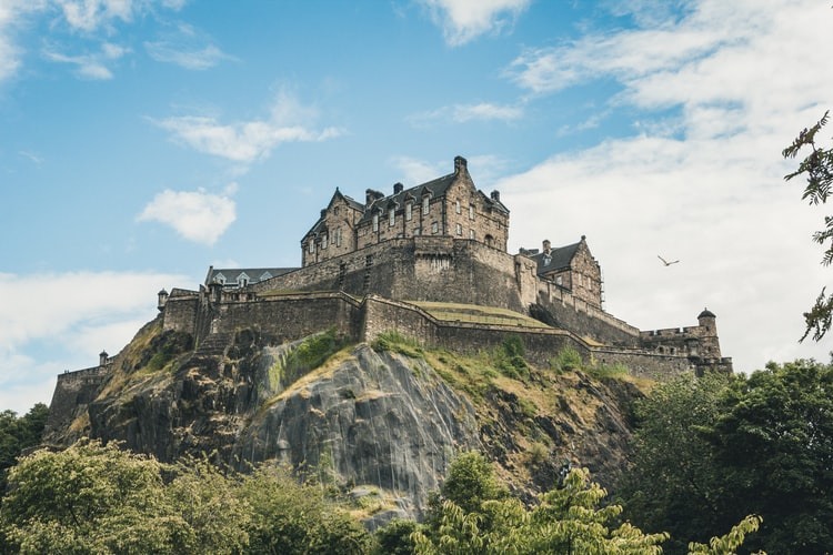 Edinburgh Castle // to do // city trip // guide Edinburgh // tips