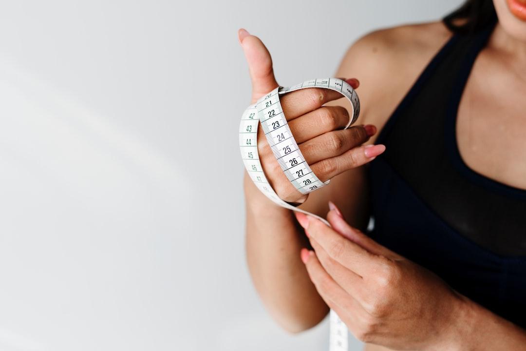 Hur snabbt bör man gå ner i vikt?