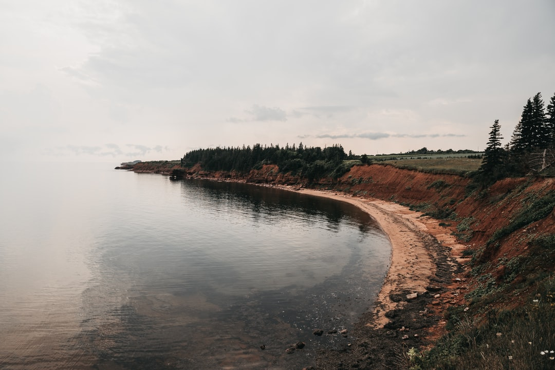 Just finished up a shoot for the day in PEI, and on the walk back I turned back and took a moment to admire our shooting location.