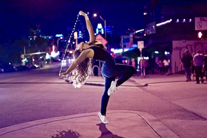 Dancing Through The Tears