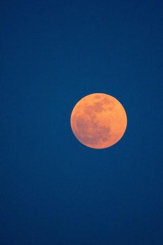 ¿Superluna o super luna?