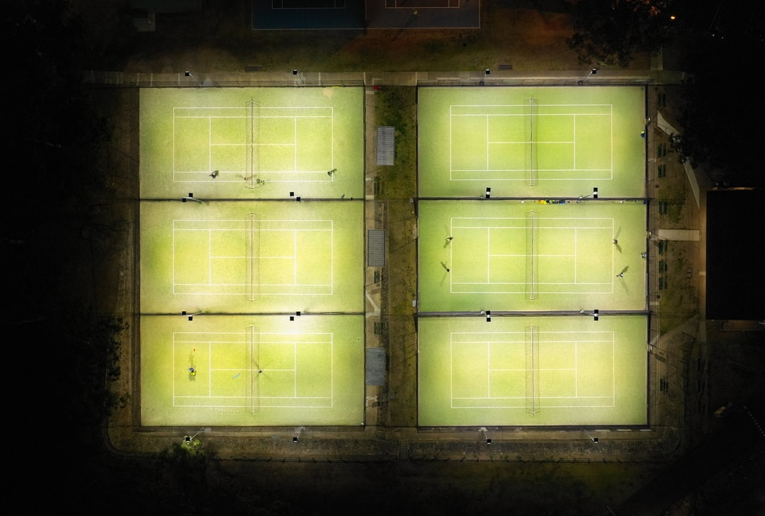 Tennis from High