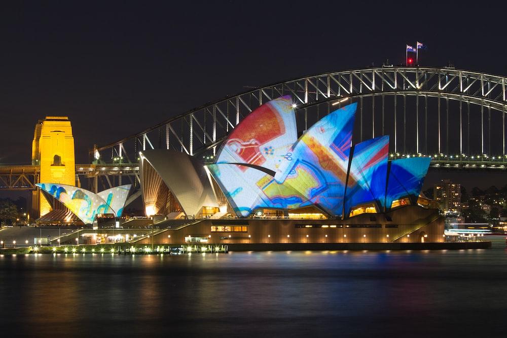 Sydney Opera House, Austria