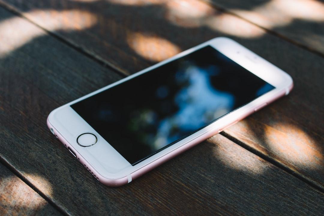 My new iphone