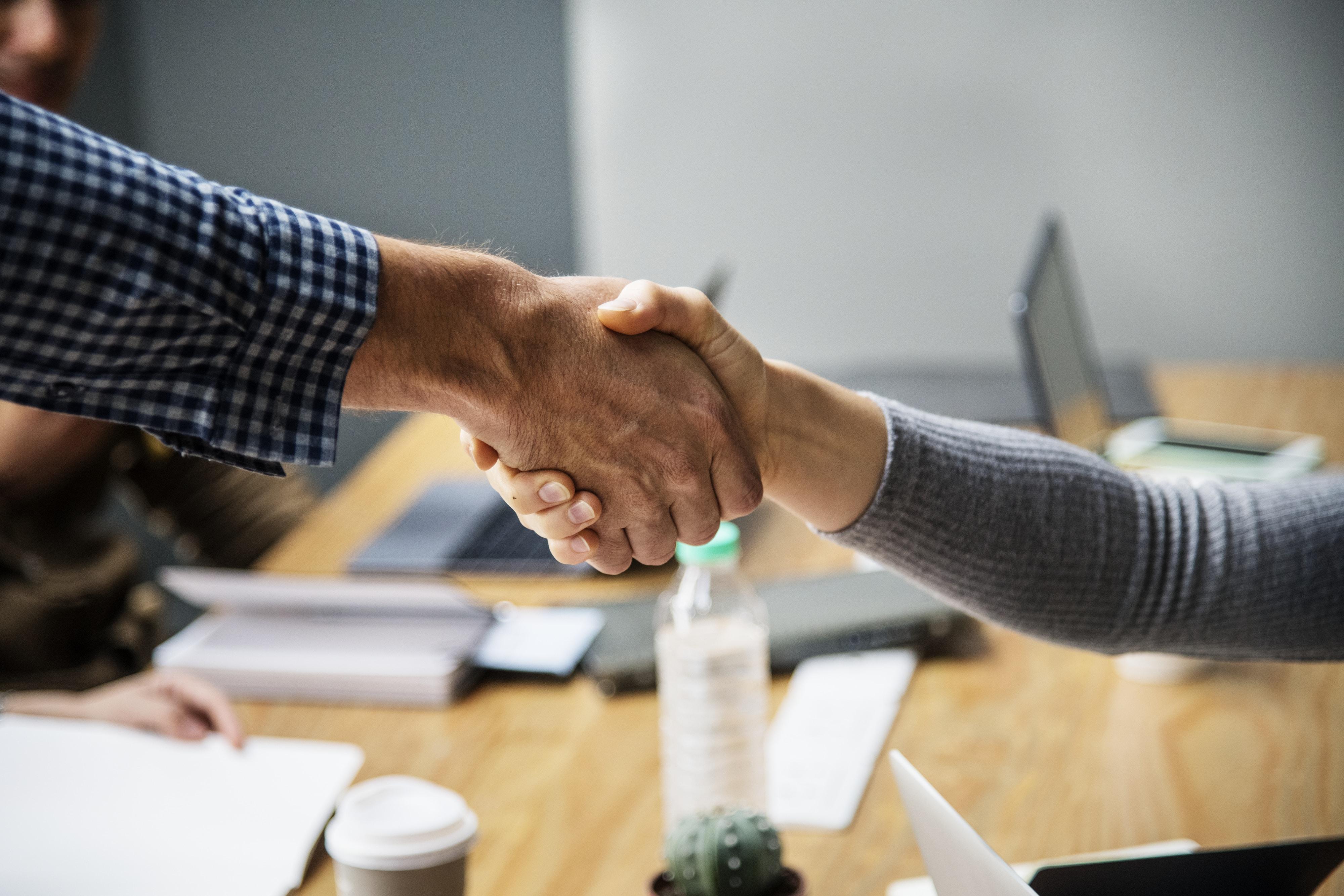 Build Relevant Partnerships