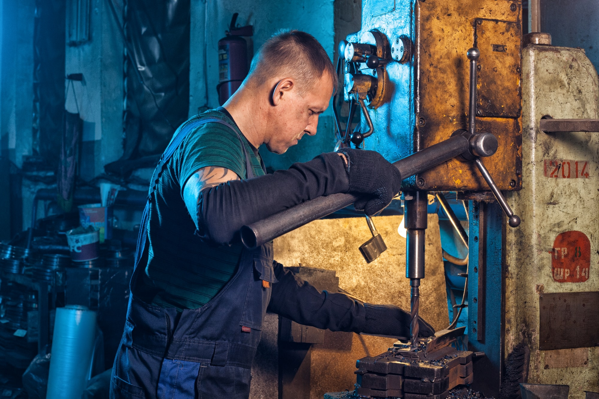 De rol van tijd in het productieproces