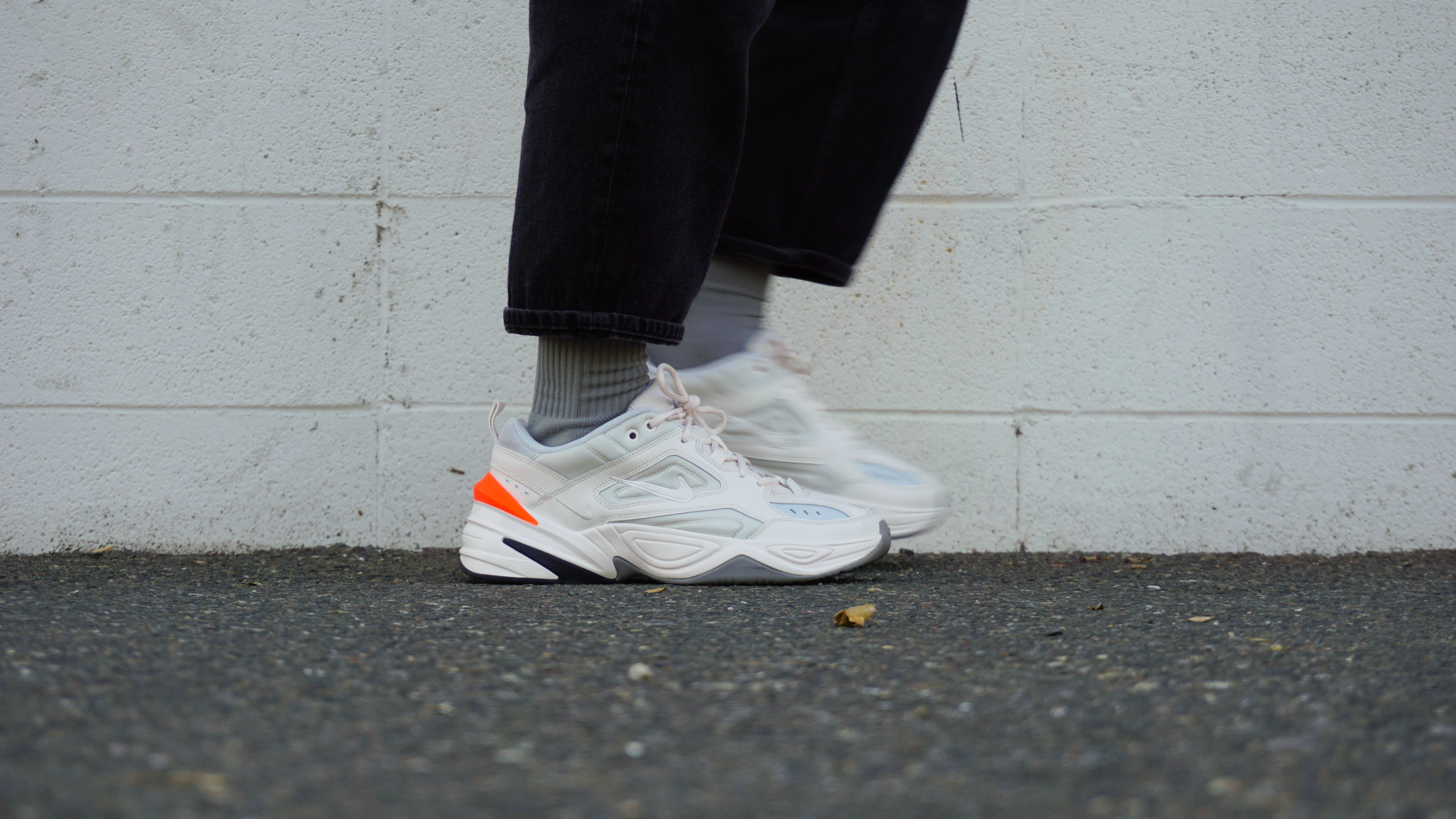 shallow focus photography of white shoes