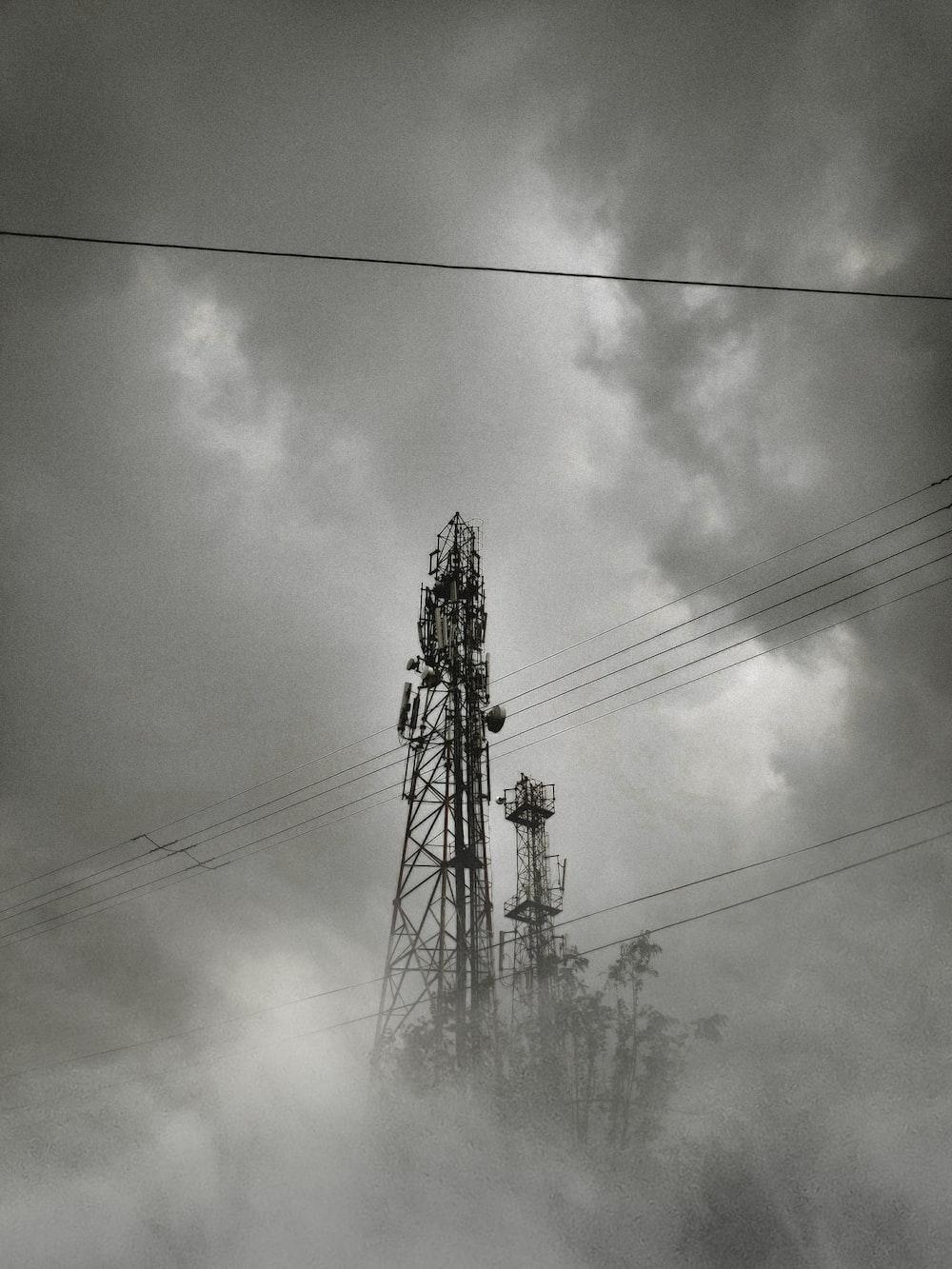 grey utility transformer