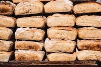 pile of bake breads