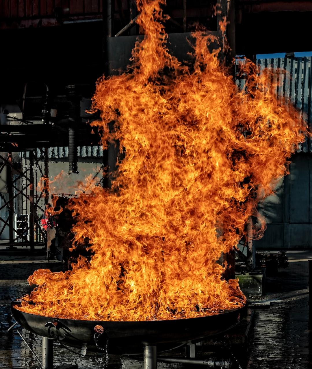 Fire 965