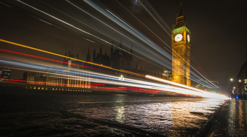 timelapse photography of Big Ben the Clock