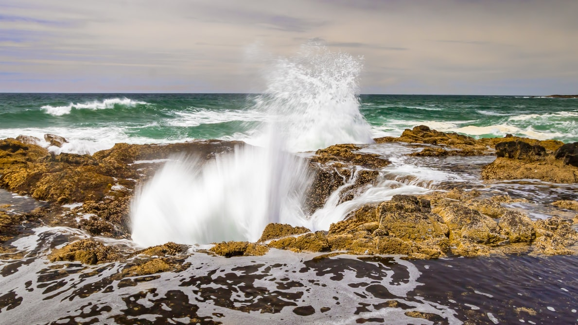 the strange place of Thor's well