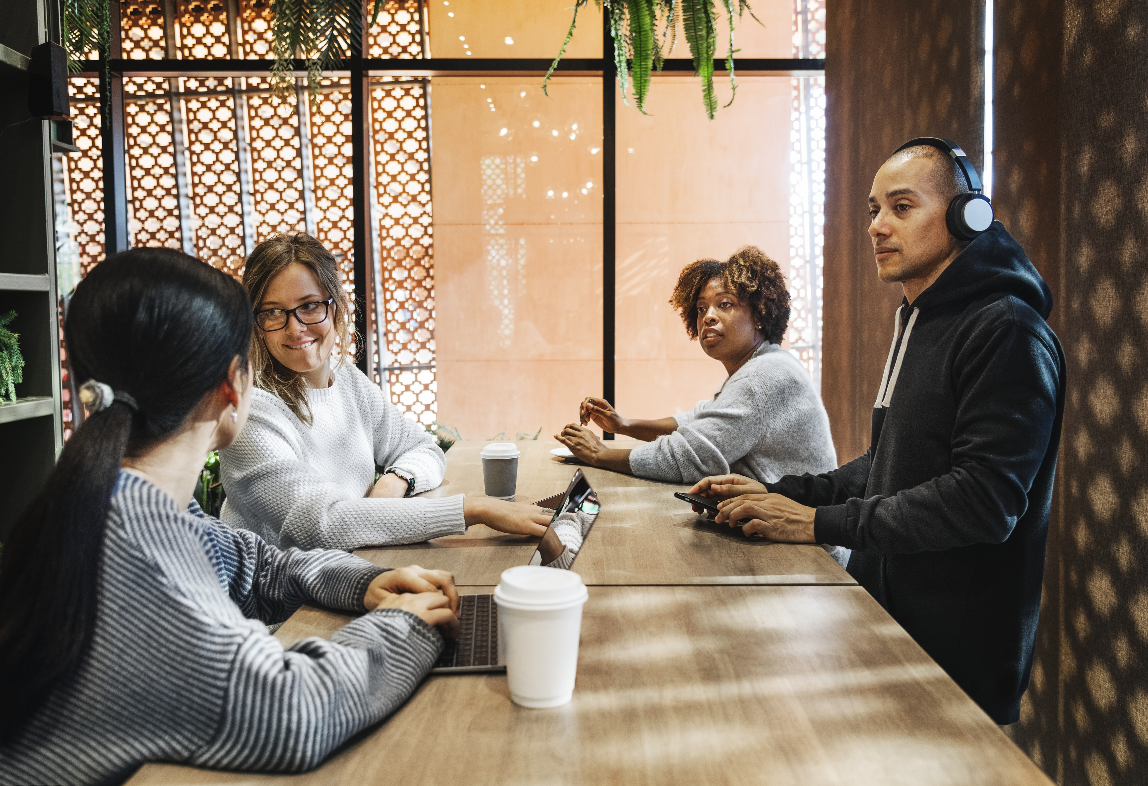 Connect with other small business owners in your community.