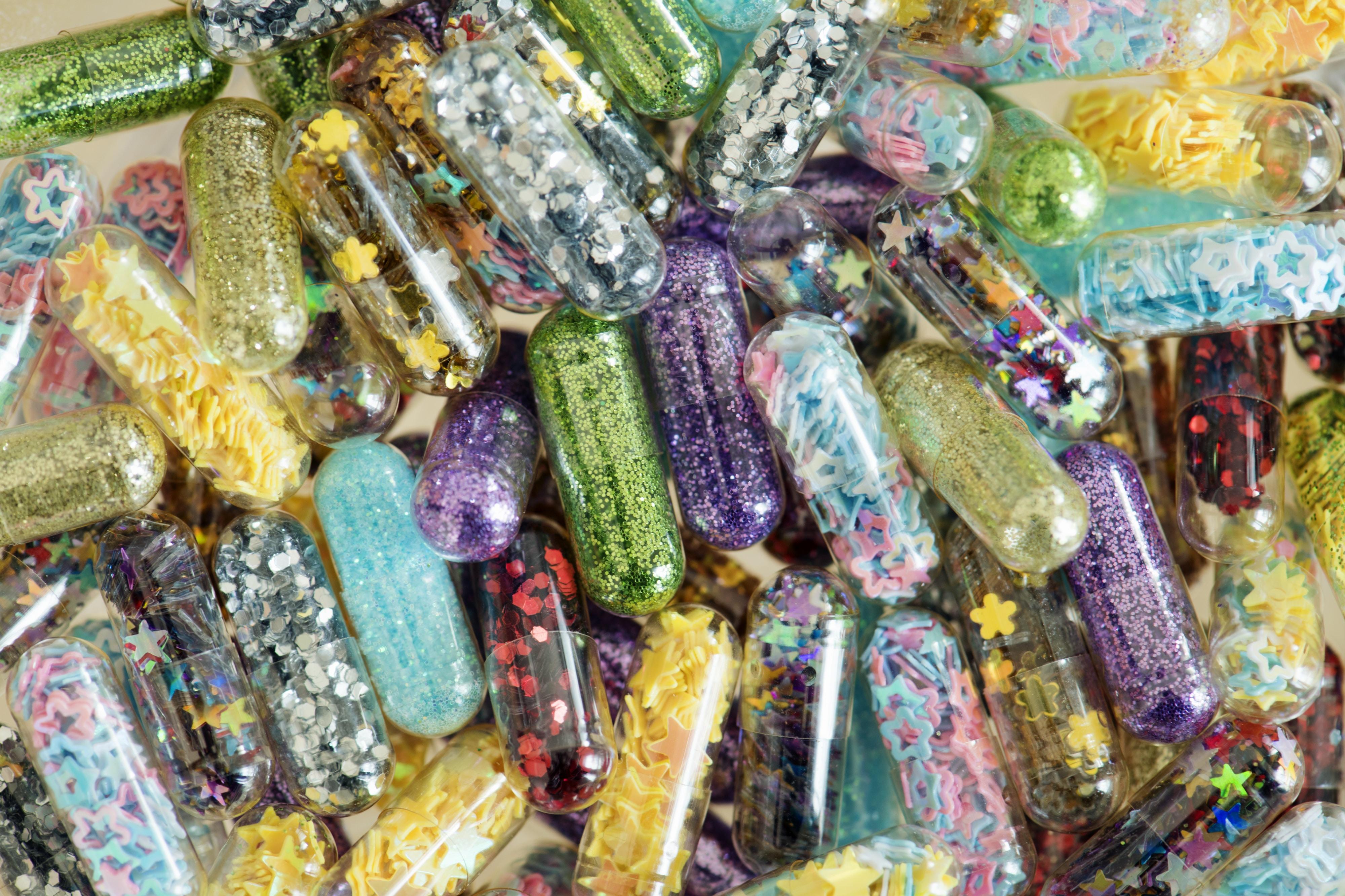 capsules lot