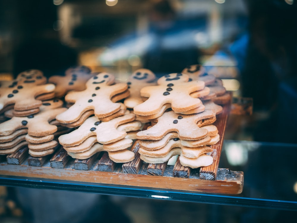gingerbread man lot