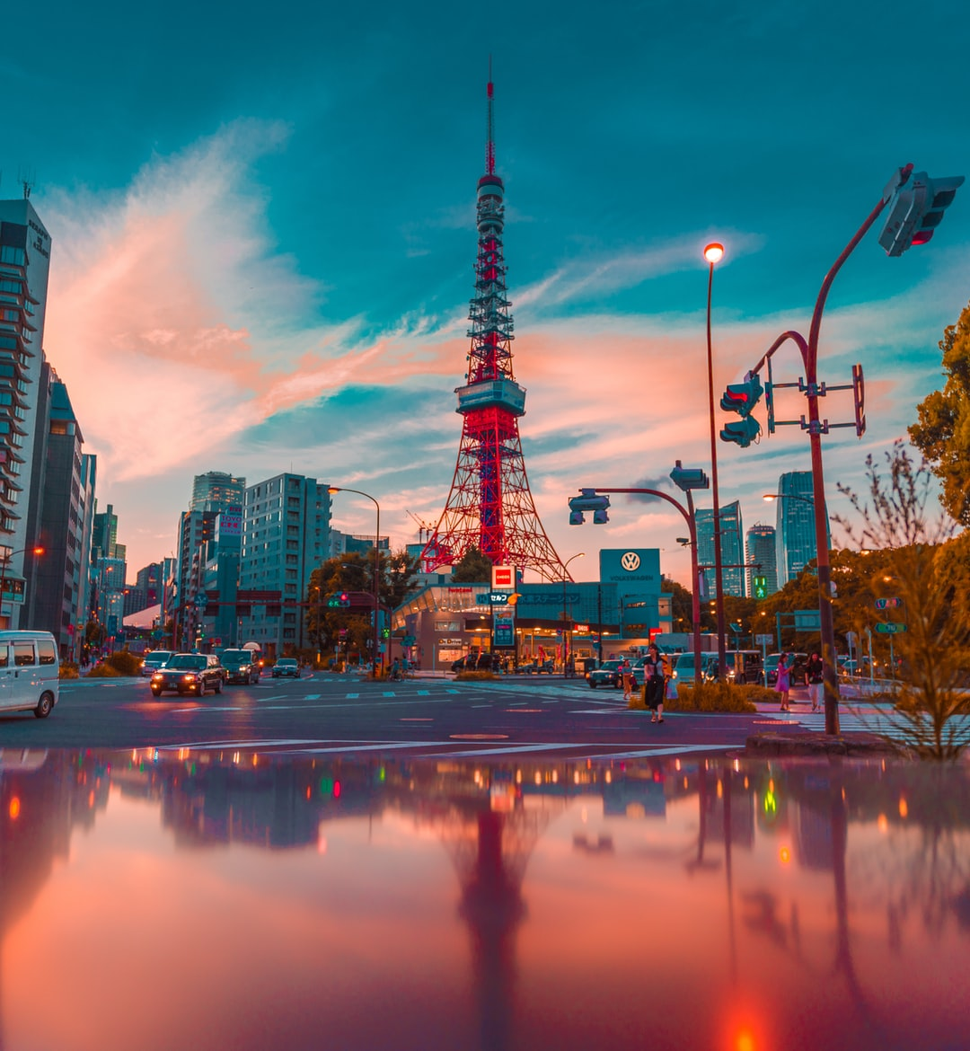 Beautiful Places In Japan Tumblr: 100+ Tokyo Pictures [Scenic Travel Photos]
