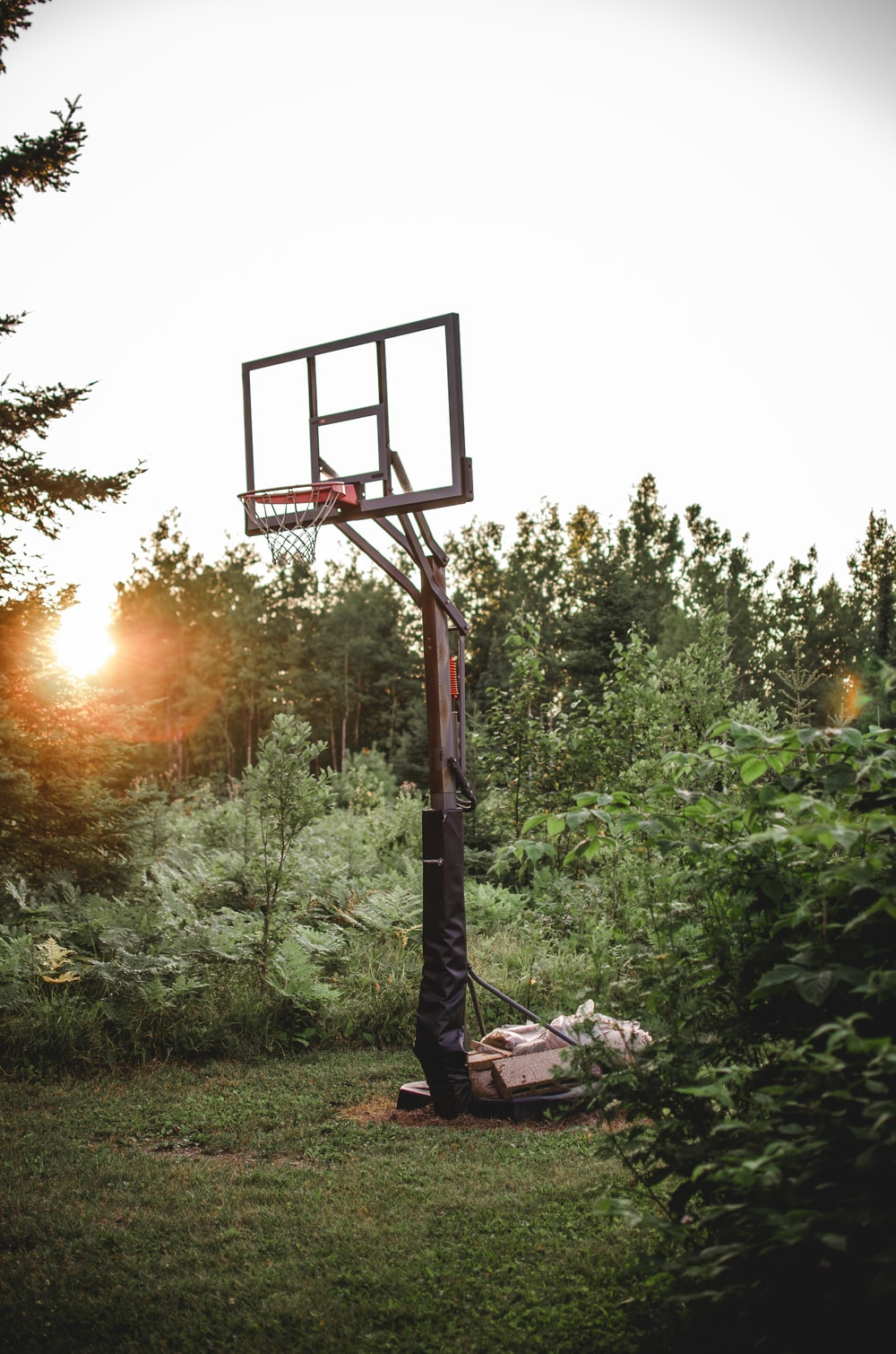 Backyard basketball pictures - Backyard Basketball Pictures Download Free Images On Unsplash