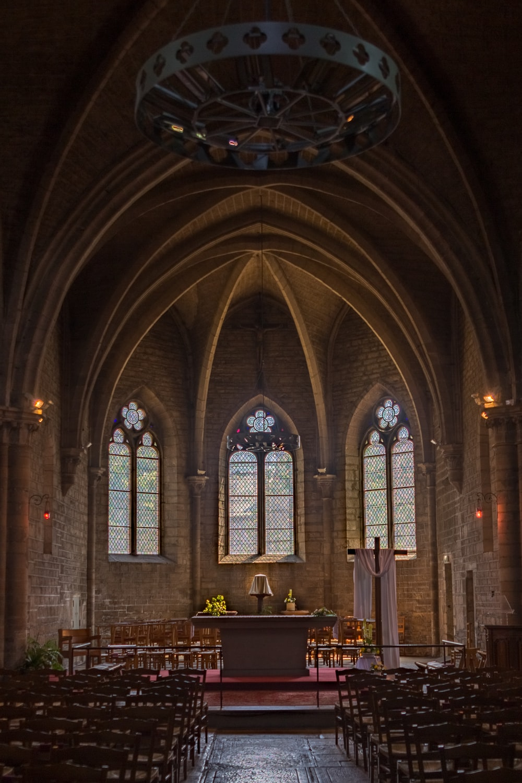 indoor cathedral