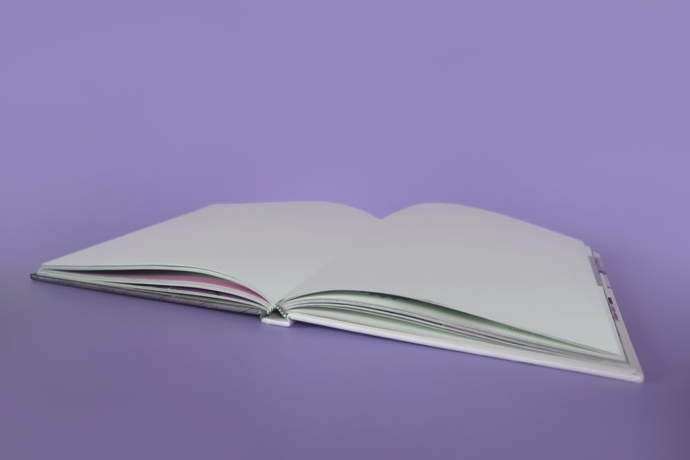 white book cover