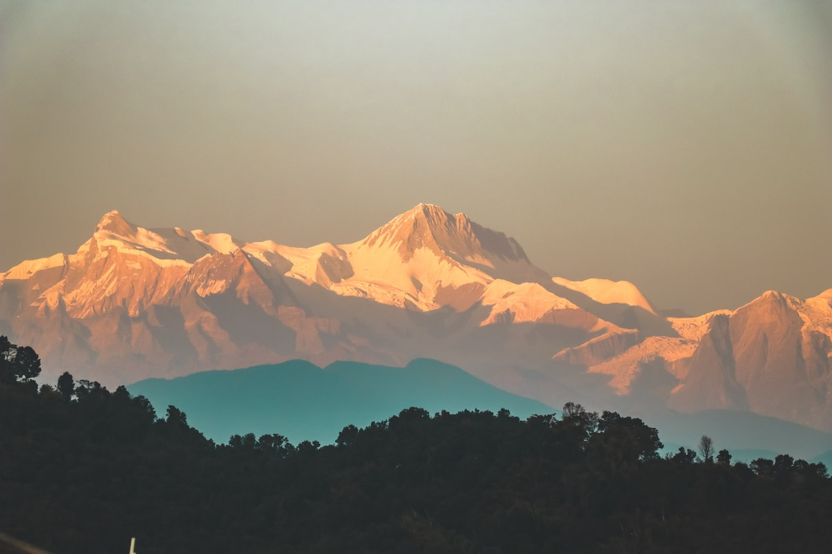 Himalayan Mountain Ranges from Sunrise Point, All Places One Needs To Visit While In POKHARA