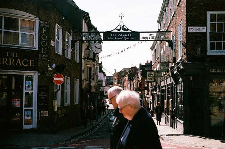 elderly travel