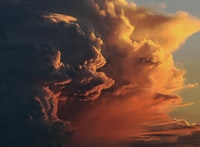 """""""Monster in the clouds"""""""