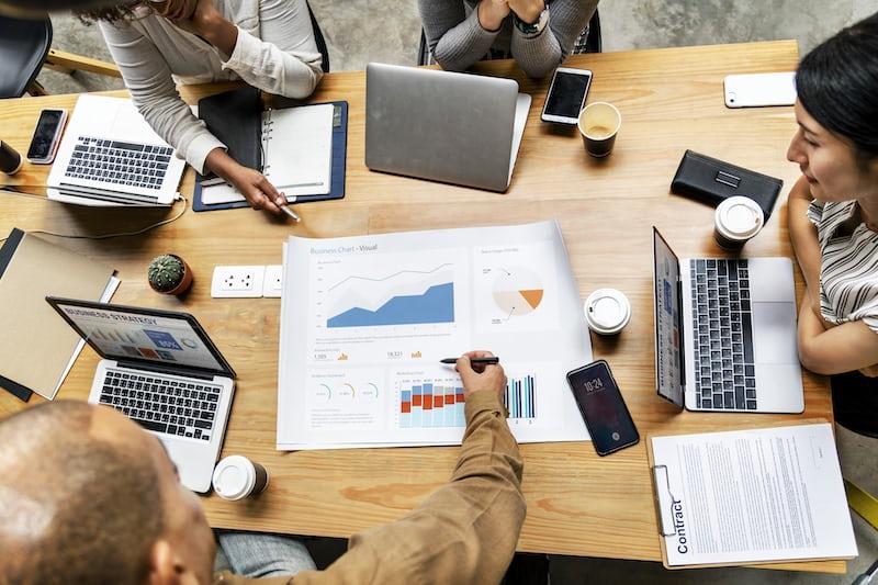 Eine Übersicht über die gängigsten digitalen Marketing-Taktiken