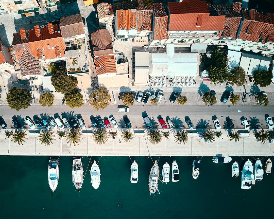 made it with my dji drone in Croatia last summer