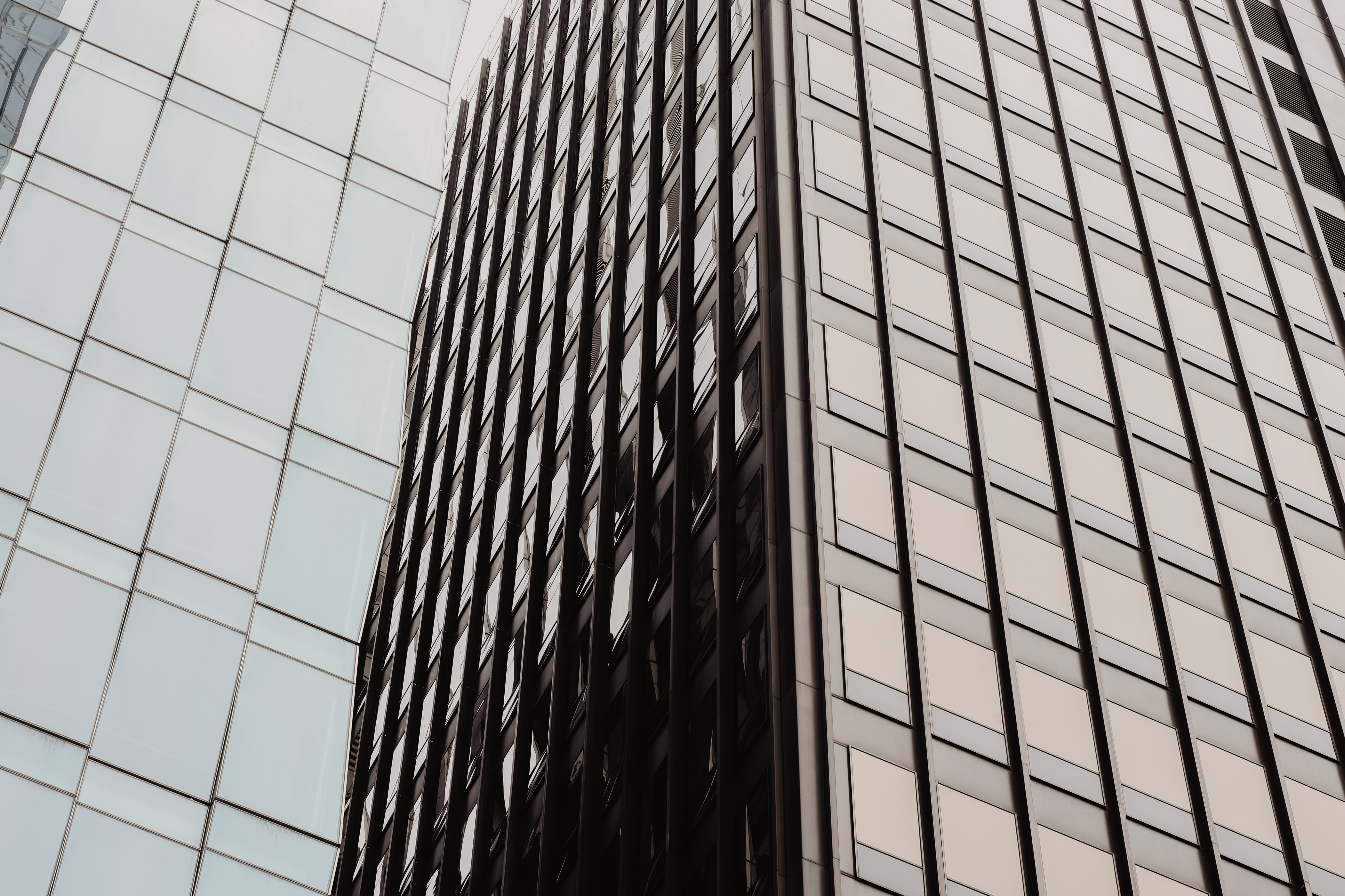 low-angle photography of building during daytime
