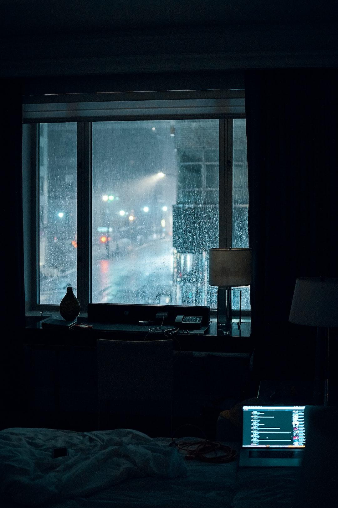 Rainy Nights in NYC